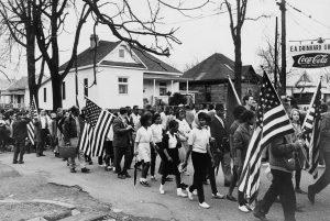 Bürgerrechtsmarsch von Selma nach Montgomery